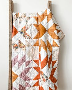 Quilting Projects, Craft Projects, Sewing Projects, Handmade Quilts For Sale, Fall Quilts, Modern Quilting, Queen Quilt, Quilt Designs, Lovely Things