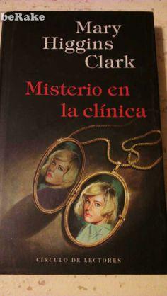 Vendo Misterio en la clinica - si te interesa uno o varios de mis libros hazme una oferta e intentare ajustarme a ella, cuantos más libros m...