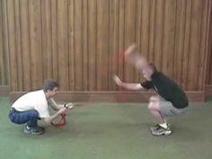 Balance Tug -- Group Loop Team Building Game