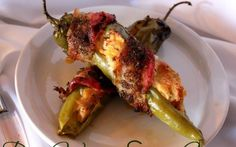 ~Bacon Wrapped Stuffed Chiles!