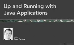 This course is an introduction to developing Java applications for various runtime environments. Author Todd Perkins explains how to configure the development environment, connect a web application to a MySQL database, and build a user interface with the Swing framework. The course also covers publishing applets in a web browser, working with XML data, and creating apps for Android devices.