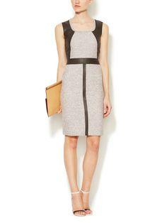 Seema Tweed Sheath Dress by Lafayette 148 New York at Gilt