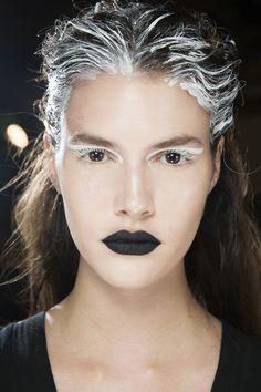 Fenty x Puma Fall 2016 Ready-to-Wear Fashion Show Beauty