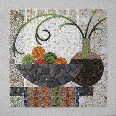 Texture & Tesserae – Contemporary Mosaic Art – Mosaic Artist – Angela Zimek – Klagenfurt, Austria | Mosaic Art Source