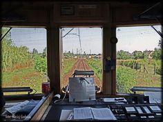 Wnetrze kabiny EN57 fot. Maciej Godniak