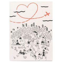 Love Card by Tomi Um (Little Otsu)