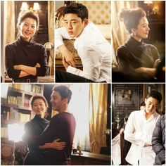 "Behind-the-Scenes of Kim Hee Ae and Yoo Ah In's ""Love Affair"" Poster Shoot Young Kim, Lee Bo Young, Korean Actresses, Asian Actors, Yoo Ah In, Korean Drama Movies, Man Character, Good Doctor, Secret Love"