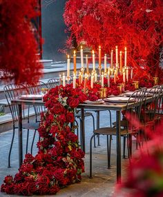 """@lebaneseweddings shared a photo on Instagram: """"Love is in the air.. and on this table as well ♥️ Who's excited for Valentine's Day? 😍 _____________________ ▪︎Wedding planner and…"""" • Feb 8, 2021 at 2:30pm UTC Light Blue Color, Light Orange, Red Wedding, Wedding Bride, Wedding Ideas, Wedding Table Setup, Lebanese Wedding, Gold Bridesmaid Dresses, Outdoor Venues"""