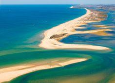 Ria Formosa - Riquezas Naturais do Algarve