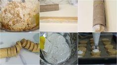 Prometí ayer en mi página de Facebook  subir esta receta hoy y quiero cumplir!! Así que sólo me voy a dedicar a subir las fotitos y pone... Icing, Ice Cream, Bread, Desserts, Food, Facebook, Hazelnut Cookies, Pastries, Sweets