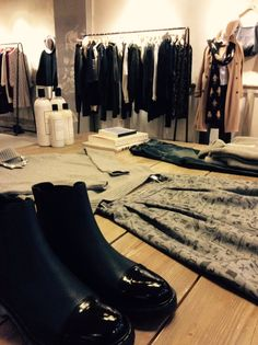 #ottodAme #FW15 #Firenze #store #shoes #accessories