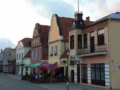 Kedainiai is the only provincial city in Lithunia with an Old Town made of brick and stone.