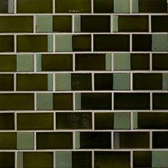 Dual Glazed Tiles: Heath Ceramics