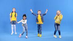 Körperteil Blues (Offizielles Tanzvideo) - Lichterkinder   Kinderlieder ...