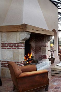 Enjoy a fireside glass of wine from the region while sampling local hors-d'oeuvres. #Jetsetter