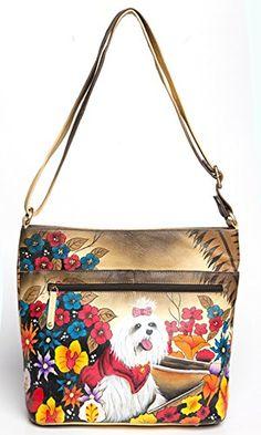 Modapelle Women Hobo Hand Painted Leather Bags Modapelle http://www.amazon.com/dp/B00L74HFTM/ref=cm_sw_r_pi_dp_o0R2ub0WNNMH6