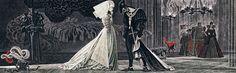 Вильям Шекспир. Гамлет, принц датский. Сонеты. Ромео и Джульетта. Художник Савва Бродский