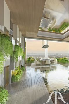 STA ARCHITECTURAL GROUP PENTHOUSE RESIDENCE