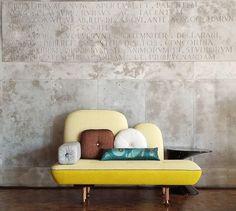 My Beautiful Backside by Nipa Doshi & Jonathan Levien for Moroso, Italy