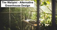 The Walipini – Alternative Greenhouse Design – reThinkSurvival.com Survival Hacks, Urban Survival, Wilderness Survival, Survival Skills, Surviving In The Wild, Greenhouse Plants, Pinterest Garden, Garden Compost, Disaster Preparedness