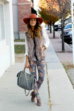 How cute is this outfit!