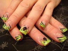 halloween nail art pics - Bing Images