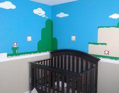 Super Mario Bros room