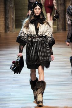 D&G Fall 2010 Ready-to-Wear - Collection - Gallery - Style.com