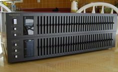 Technics SH-8065 graphic equalizer