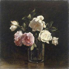 Gerard Chowne    Roses,