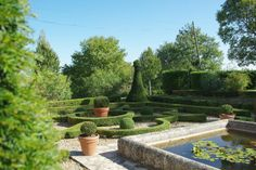 1000 images about french country gardens on pinterest for Garden pool west allis