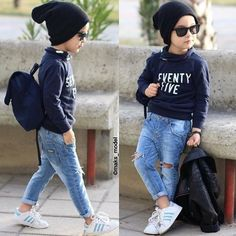 Make sure to follow @BestofKidstyle for all the latest trends and fashion ideas for your Kid By @maks_model
