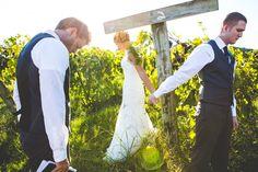 A Prayer Before the Wedding