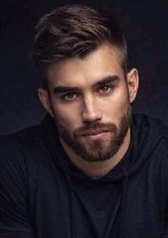 Nobody ever said the fallen angels were the ugly ones. Hot Men, Hot Guys, Sexy Men, Beard Styles For Men, Hair And Beard Styles, Face Men, Male Face, Beautiful Men Faces, Gorgeous Men
