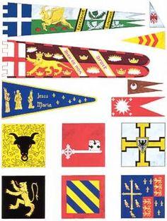 Article on SCA Heraldic Display By Falko von der Weser