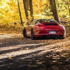 Targa 4 GTS | Photo by @alexbellusphoto