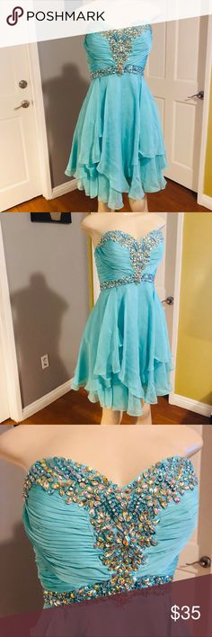 Bridesmaid etc Tan-Size 12 Stunning Dress Cocktail Ball Prom Cruise
