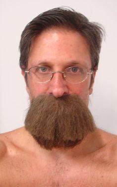 The Beard Community Beard No Mustache, Moustache, Long Goatee, Men With Stubble, Facial Hair, How To Look Better, Mustache, Face Hair, Moustaches