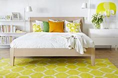 De la couleur dans la maison | Les idées de ma maison Photo: IKEA #deco #couleurs #éclat #chambre #jaune