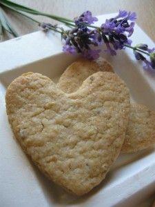 biscottini alla lavanda