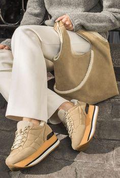 2582ef58f55 Hogan presenta la collezione donna Autunno-Inverno 17 18. Scopri le scarpe
