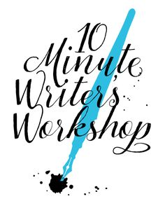 10 Minute Writer's Workshop - A peek into how great writers conjure and craft their work. From creative rituals to guilty distractions.what it takes to get pen to paper. Hosted by Virginia Prescott. Fiction Writing, Writing Advice, Writing Resources, Writing Prompts, Writing Ideas, Writing Rubrics, Paragraph Writing, Opinion Writing, Persuasive Writing