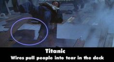 22 Titanic Movie Blunders You Will Never Unsee--I'm glad we never knew these in school Amy!