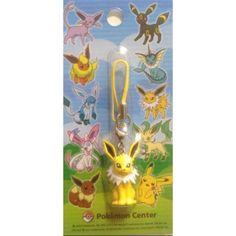 Pokemon Center 2013 Jolteon Mobile Phone Strap