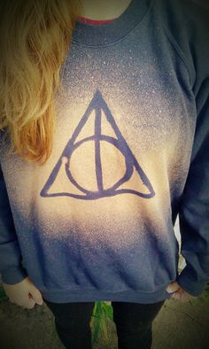 Harry Potter DEATHLY HALLOWS JUMPER SWEATER