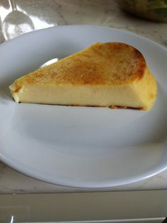 flan patissier sans pate (thermomix) Ww Desserts, Delicious Desserts, Impossible Cake, Dessert Thermomix, Mousse, Magic Custard Cake, Custard Pudding, Kneading Dough, Pasta