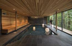 West Hills Residence | FIELDWORK Design & Architecture; Photo: Brian Walker Lee | Archinect
