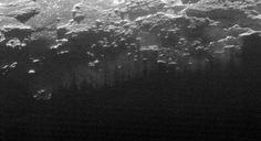 Novas imagens mostram Plutão como nunca viu - JN