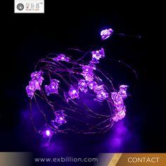 Butterfly Shape LED Christmas Dcoration Light LED String Light