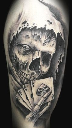 Tattoo Artist - Demon Tattoo | www.worldtattoogallery.com/tattoo_artist/demon_tattoo